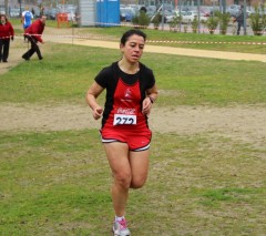 Mada en carrera (cross de Parla 2012)
